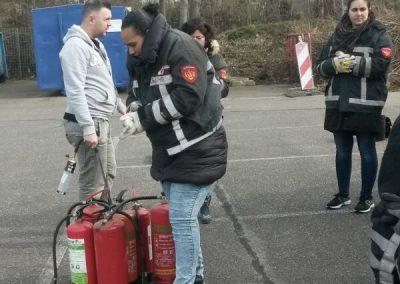 brand instructie rotterdam bhv 2